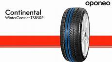 tyre continental wintercontact ts 850 p winter tyres