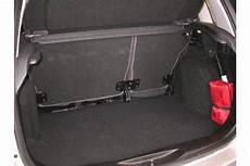 ford kofferraumvolumen adac auto test ford fusion 1 4 tdci