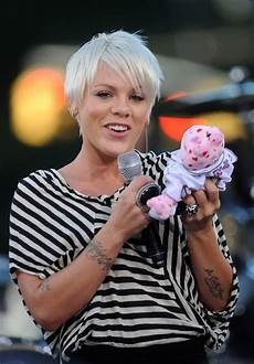 Pink New Hairstyle