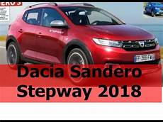 comodo dacia sandero stepway nuova dacia sandero e sandero stepway 2018 terza serie anteprima e foto