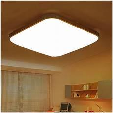 modern led ceiling light bathroom kitchen panel wall