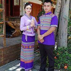 traditional dresses of south asia aliexpress com buy thai traditional sabai dress cloth