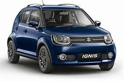 Refreshed Maruti Suzuki Ignis Launched At Rs 479 Lakh