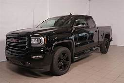New 2018 GMC Sierra 1500 Base Elevation Double Cab Onyx