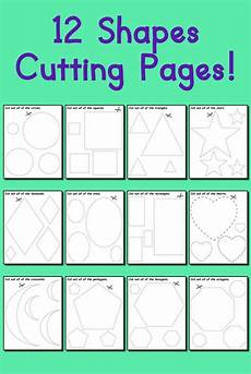 shapes worksheets free printable 1021 12 printable shapes cutting worksheets supplyme