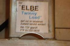 Elbe Twinny Load Heckfahrradtr 228 Ger F 252 R 2 R 228 Der