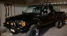 Marty S Truck From Back To The Future back to the future marty s toyota sr5 truck license