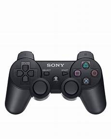 playstation 3 dualshock 3 wireless controller black sony