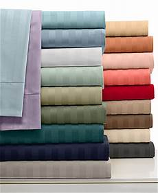 charter club damask stripe sheet sets 500 thread count 100 pima cotton only at macy s