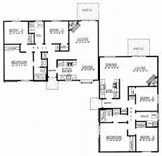 2000 sq ft house plans ranch ranch style house plan 3 beds 1 baths 2000 sq ft plan