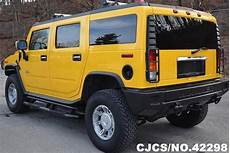 automotive air conditioning repair 2003 hummer h2 electronic throttle control 2003 left hand hummer h2 yellow for sale stock no 42298 left hand used cars exporter
