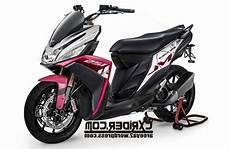 Modifikasi Motor Mio M3 by Modifikasi Motor Mio M3 Keren Yang Keren Untuk Ditiru