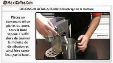 D 233 Tartrage De La Machine Delonghi Dedica Ec680 Les