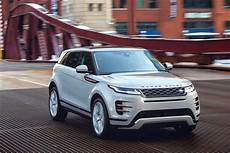2020 land rover range rover evoque gets familiar look