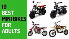 mini bikes top 10 best mini bikes for adults updated