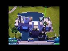 sims 3 xbox 360 house plans sims 3 xbox 360 modern family home youtube