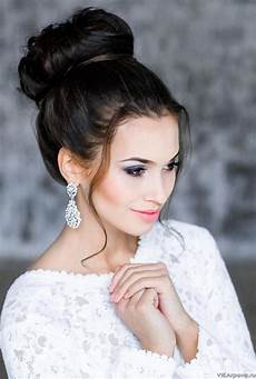 31 gorgeous wedding makeup hairstyle ideas for every
