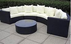 Li Il Baidani Rattan Garten Lounge Garnitur Skylounge