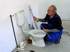 stand wc montieren stand wc und sp 252 lkasten montage teil 1