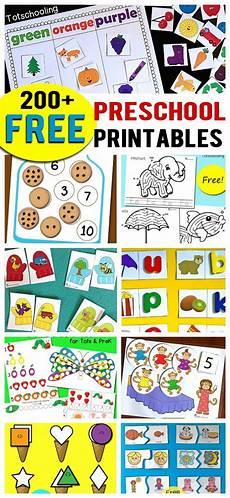 200 free preschool printables homeschool giveaways