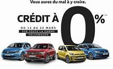 Plus Que 2 Jours Pour Profiter Du Cr 233 Dit Volkswagen 0