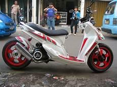 Modifikasi Motor Matic Mio Sporty by Foto Modifikasi Motor Mio Sporty Tips Yamaha Terbaru