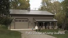 pat s garage w living quarters