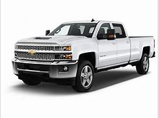 2019 Chevrolet Silverado 2500HD (Chevy) Review, Ratings