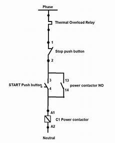 direct motor starter diagram impremedia net