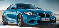 facelifted 2018 bmw m2 appears official website carscoops