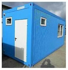 b 252 rocontainer baucontainer wohncontainer container neu