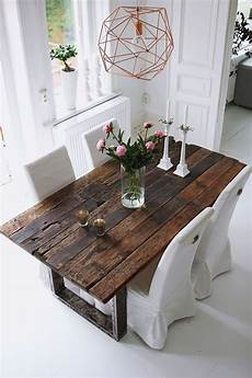 alter esstisch holz 75 modern rustic ideas and designs things to make
