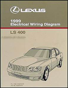 automotive service manuals 1999 lexus ls on board diagnostic system 1999 lexus ls 400 wiring diagram manual original