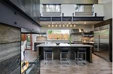 10 modern kitchens that any home chef would modern industrial chef style kitchen with professional
