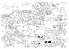 Ausmalbilder Bauernhof Mit Tieren Malvorlagen Vom Bauernhof F 252 R Kinder Zum Ausmalen