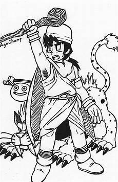 Malvorlagen Dragons Quest Sketch For Quest 5 Great Dragonquest