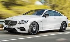 Neues Mercedes E Klasse Coup 233 2017 Erste Fahrt