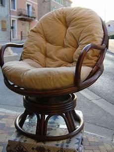 fauteuil en rotin pivotant en 2019 fauteuil rotin