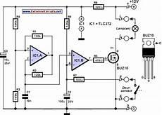 luxury car interior light circuit diagram