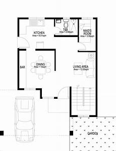 a two storey house plan two story house plans series php 2014007