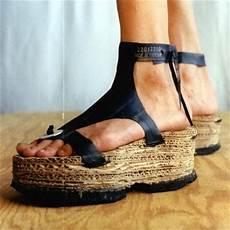 fashion and recycled diy tire sandles