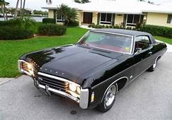 Hemmings Find Of The Day – 1969 Chevrolet Impala SS