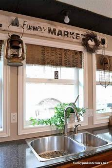 Kitchen Curtains For House by Junk 185 Burlap Funky Junk Interiorsfunky Junk