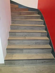 Escalier Quart Tournant Carrele Escalier Carrelage
