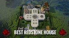 miglior casa la miglior casa di redstone mai creata 100 meccanismi