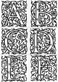 Ausmalbilder Buchstaben Mittelalter Ausmalbilder Buchstaben Mittelalter Tiffanylovesbooks