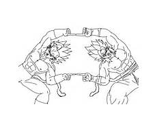 goku saiyan coloring page free printable coloring