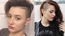 How To Style Side Cut Hair sidecut haircut side shave hair side cut hairstyles