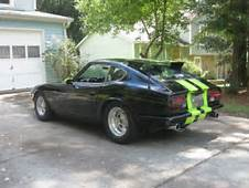 1972 Datsun V8 240Z Hot Rod Pro Touring Muscle Car For