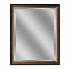 rubbed bronze mirror bathroom deco mirror 32 in l x 26 in w framed wall mirror in